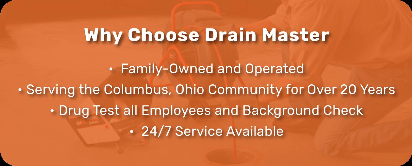 24/7 Plumbing Services in Ohio