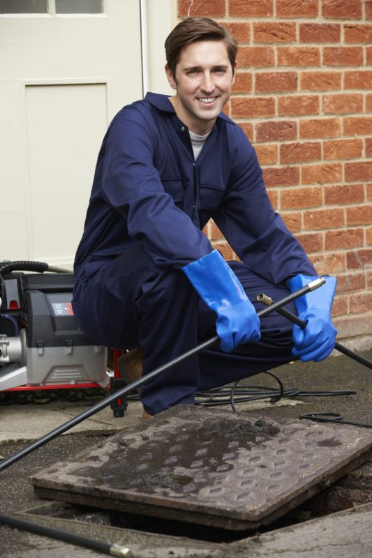 drain cleaning company in Upper Arlington, OH